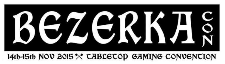 Ex Manus Studios will be attending BezerkaCon 2015