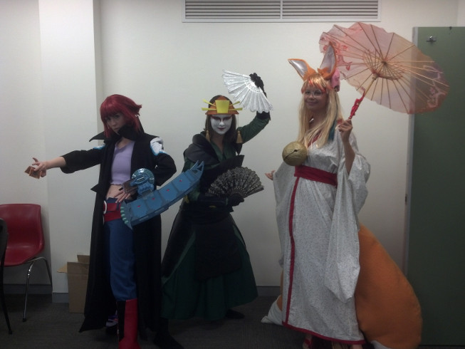 Some excellent cosplay costumes from Cancon 2015